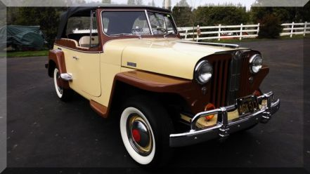 1940 Willy's Jeepster