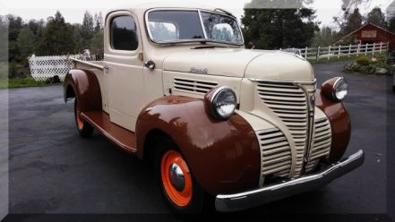 1941 Plymouth Pick Up