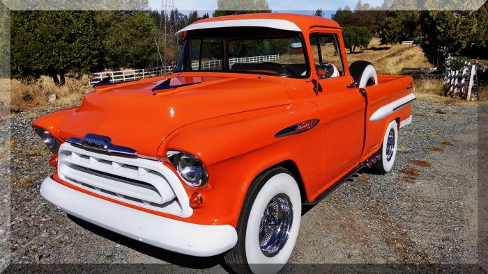 1959 Chevy 'Custom' Fleetside Truck